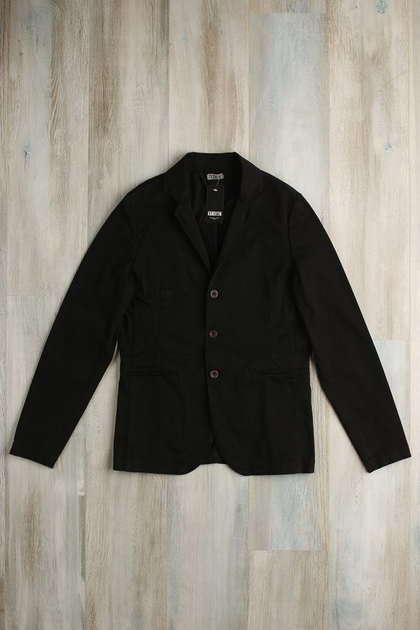 Basic jacket 501 Black