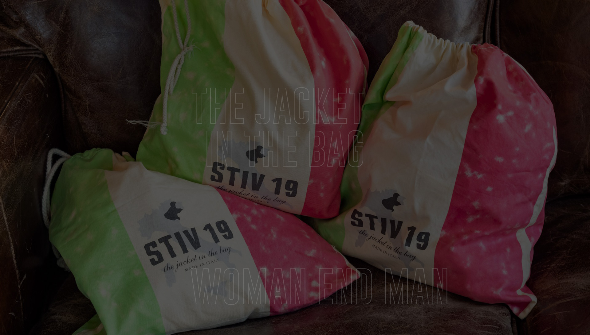 STIV19 - The jacket in the bag